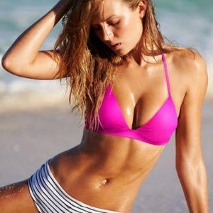 Victoria's Secret Adjustable Bralette Bikini Top